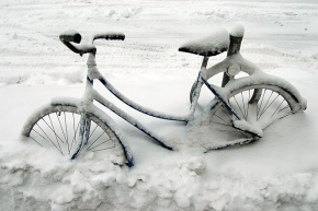 Bring on the Winter Biking